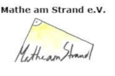 Dieses Bild zeigt das Logo des Mathe am Strand e.V.