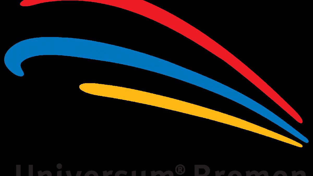 Das Logo des Universums Bremen ist hier zu sehen.