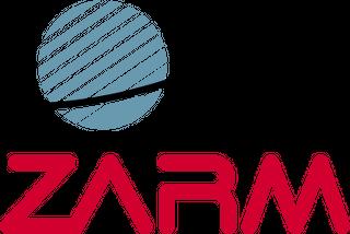 Das Bild zeigt das Logo von ZARM