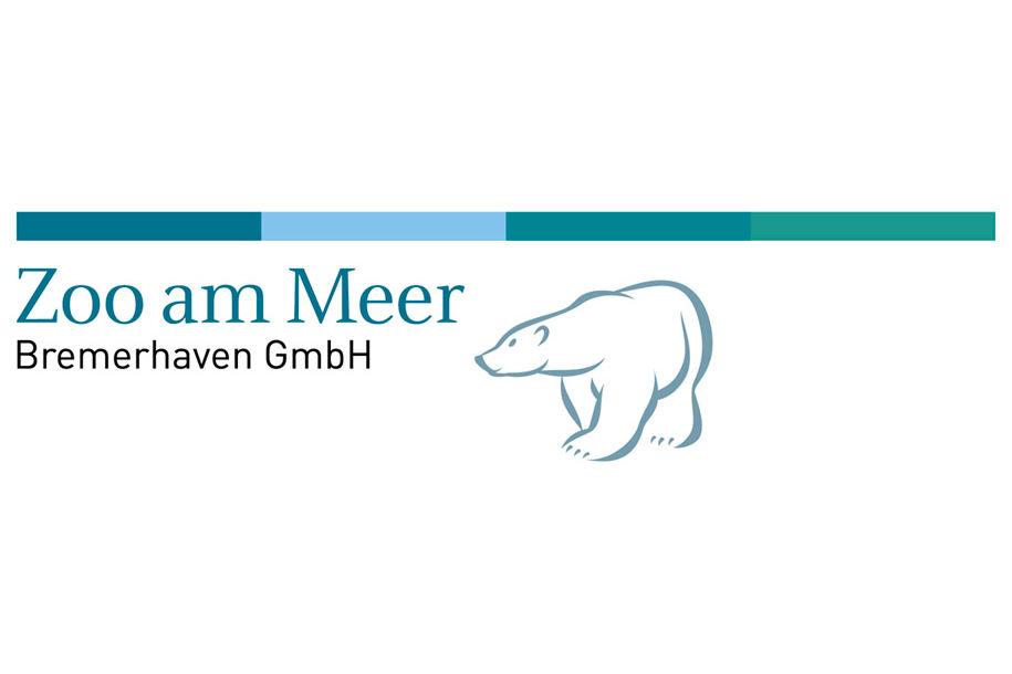 Das Bild zeigt das Logo des Zoo am Meer Bremerhaven