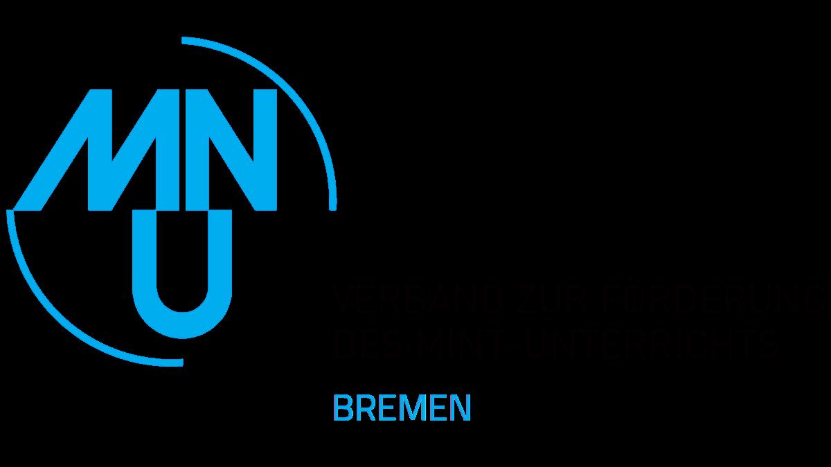 Das Bild zeigt das Logo des Verbandes zur Förderung des MINT-Unterrichts, Bremen.