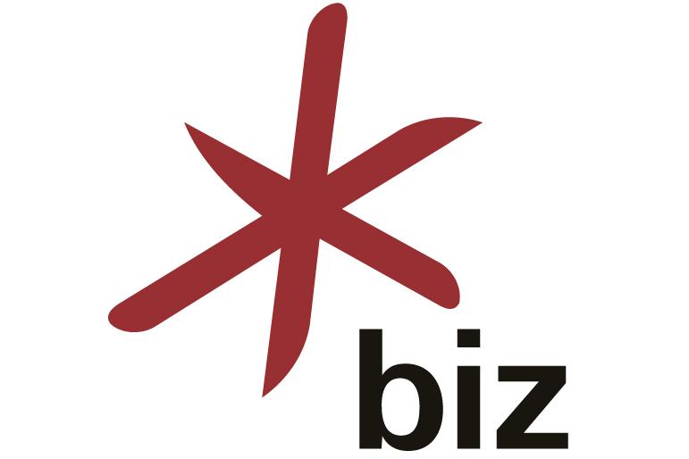 Auf diesem Bild ist das Logo des Bremer Informationszentrums für Menschenrechte und Entwicklung, kurz BIZ