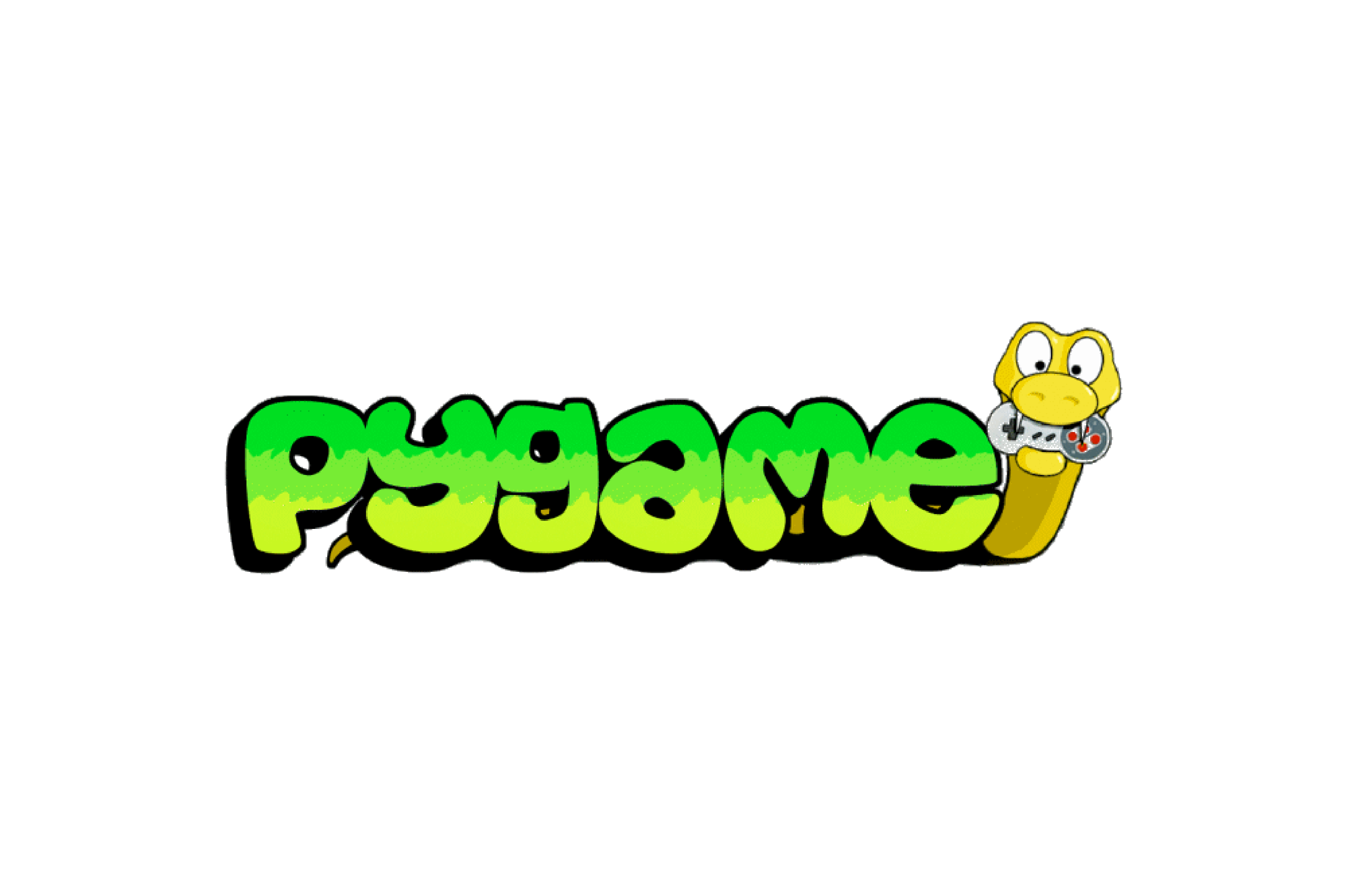 Logo von Pygame